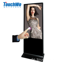 Bodenstehender Touch Screen Digital Signage